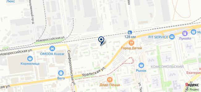 Тэк Автоматика, ООО на карте