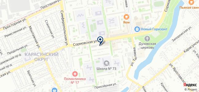 Электриклюкс, ООО на карте