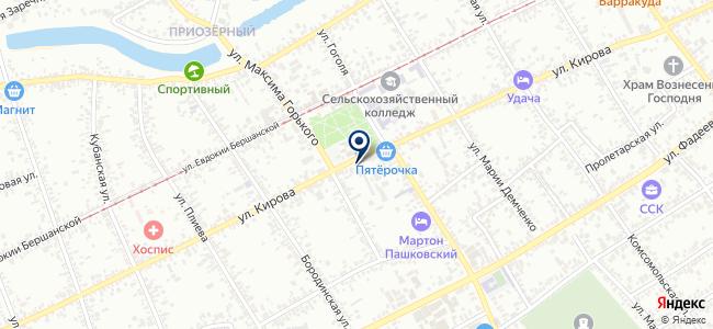 Зип-Магнитоника, ООО на карте