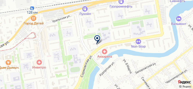 Энергонефтегазэксперт, ООО на карте