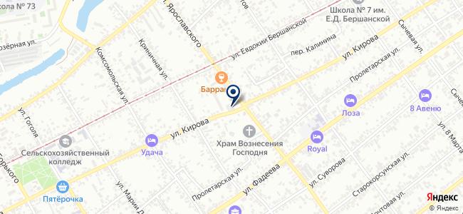 Фото-Лэнд на карте