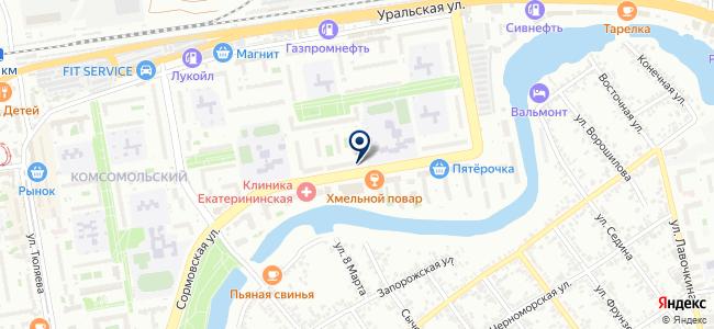 НГ-системы, ООО на карте