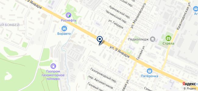 Проектно-электромонтажная компания на карте