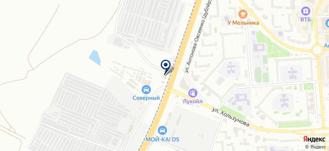 АВС-электроинструмент на карте