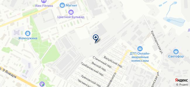 ОФС Связьстрой-1 ВОКК, ЗАО, волоконно-оптическая кабельная компания на карте