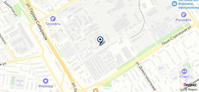 АйТи-Сервис, ООО на карте
