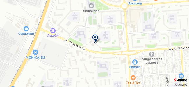 Бивольт, ООО на карте