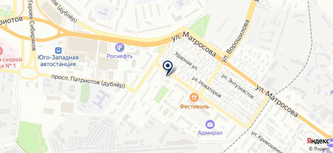 Энергопромтехника, ООО на карте