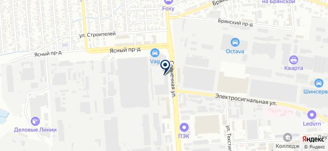 Элмаш, ООО на карте