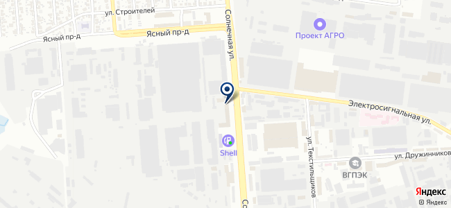 Энергомашкомплект, ООО на карте