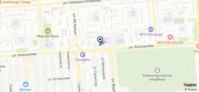 СВАРБИ-Воронеж, ООО на карте