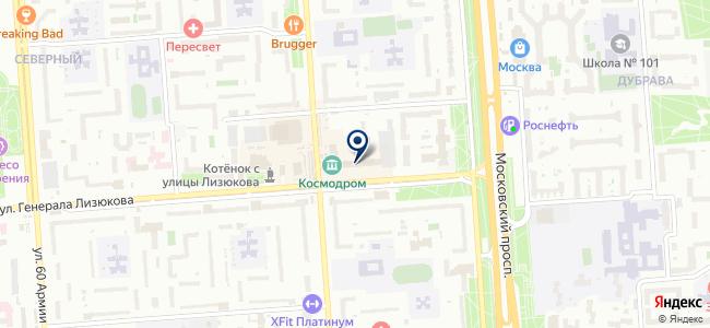 База Электроники, ООО на карте