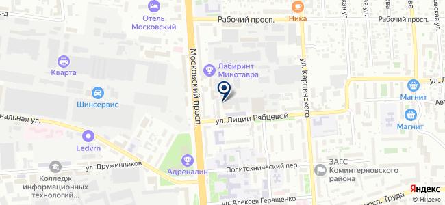 БАРУС, ООО на карте