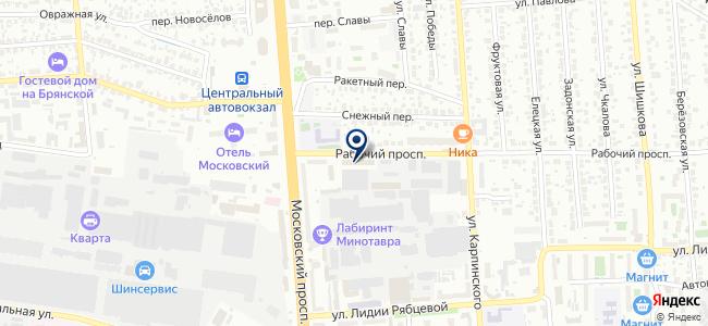 ЭлектроЛайт на карте