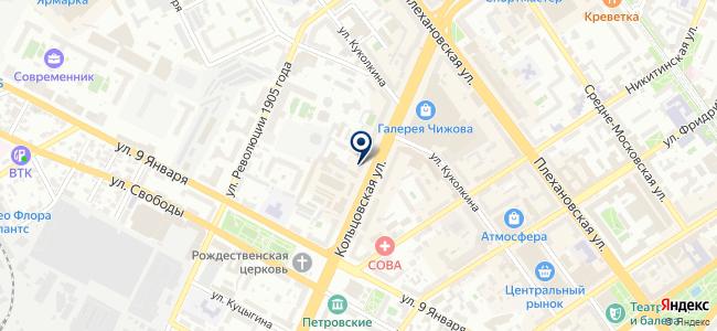 Старт-2000, ООО на карте