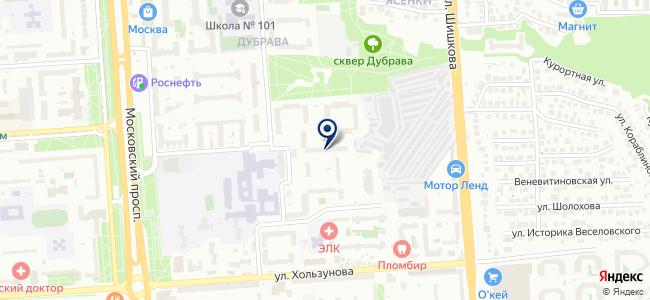 Электро-Тема, ООО на карте