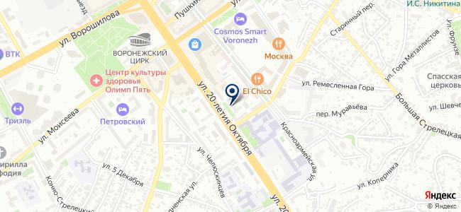 ВМА-Строй, ООО на карте