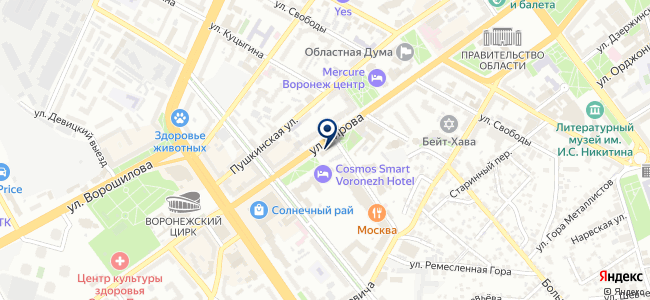 Энергия-Сбыт, ООО на карте