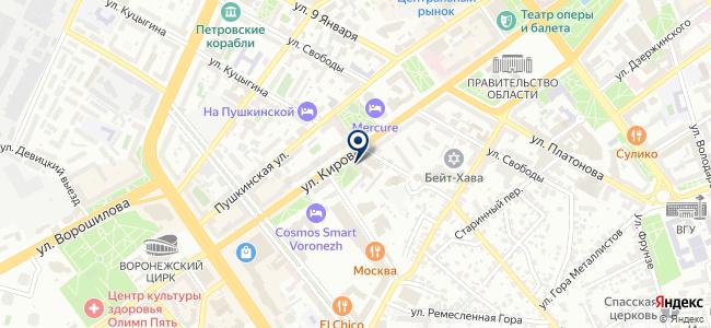 OtchetOnline на карте