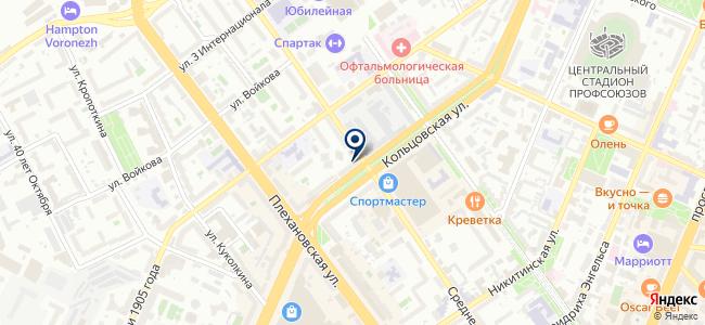 РадиоН на карте