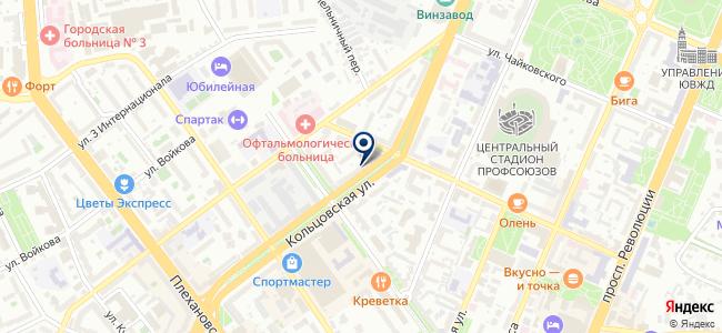 РадиоХит на карте
