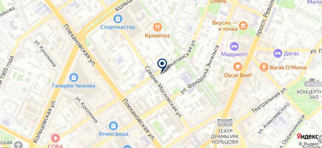 ARTHOUSE на карте
