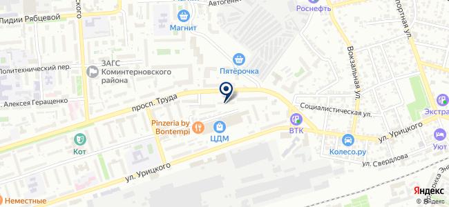 Икодомос Инвест Проект на карте