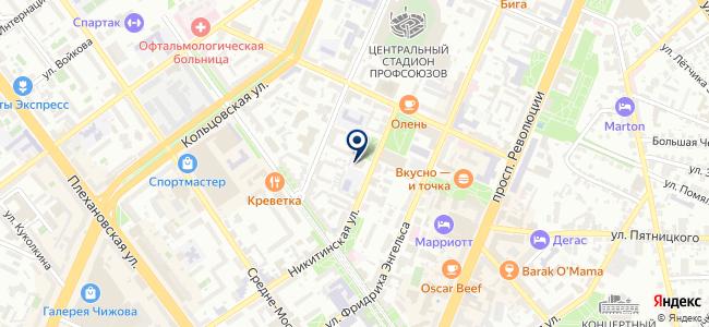 Моби Групп, ООО на карте