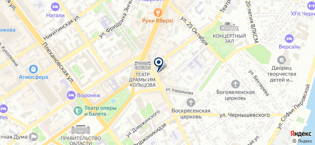ИКТ КОНСАЛТИНГ, ООО на карте