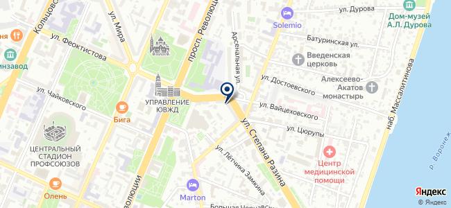 Виксер, ООО на карте
