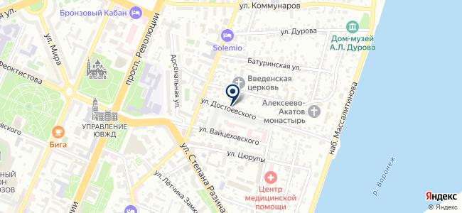 Промэнергостройавтоматика, ООО на карте