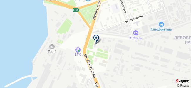 СК-Ремстроймонтаж, ООО на карте