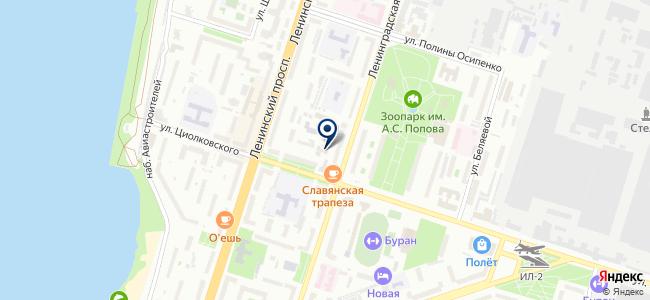 As Concept на карте