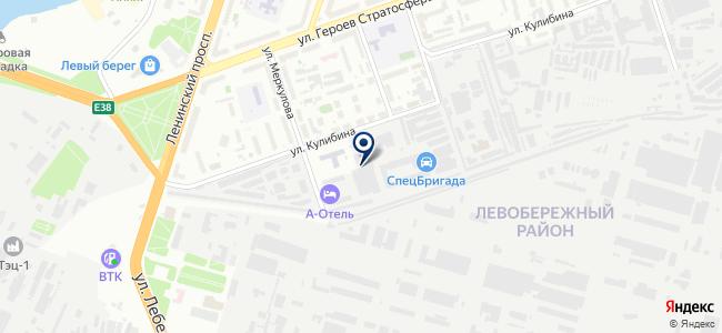 Энергопромстрой, ООО на карте