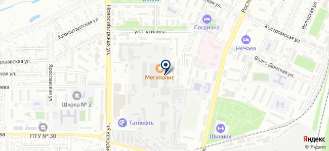 ФАТОН, ООО на карте