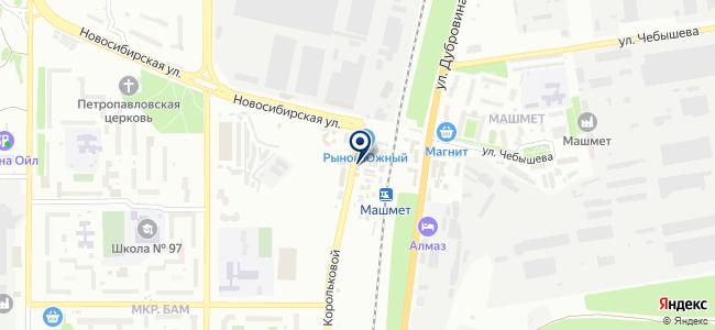 Ремстрой инструмент на карте