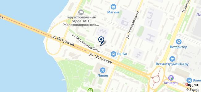 Комплексное решение на карте