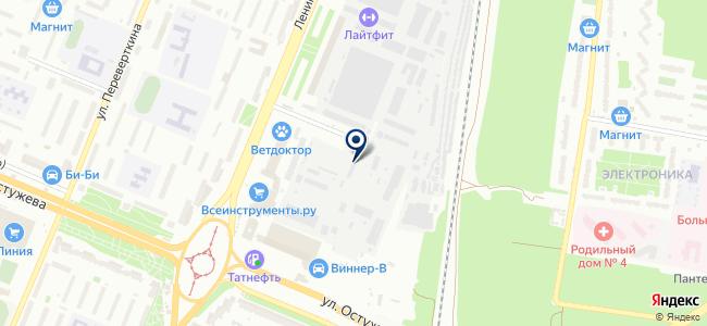 Стадис, ООО на карте