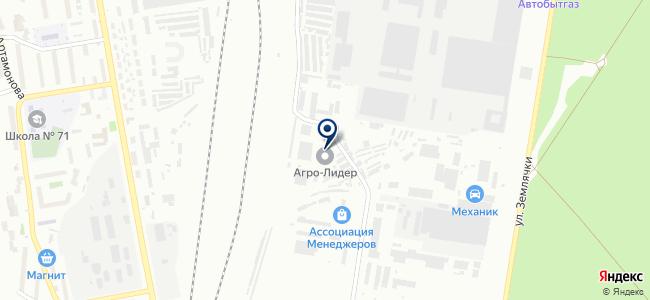АПРБ-Черноземье, ООО на карте