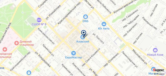 Инструмент+ на карте