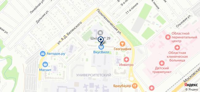 Научно-производственный центр информационной безопасности, ООО на карте