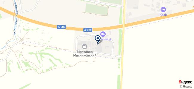 Глобал-А, ООО на карте