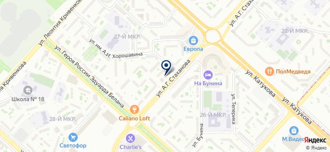 АВС-электро, ООО на карте