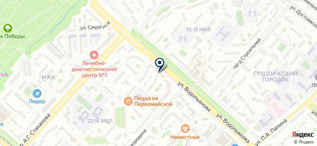 VIP home на карте