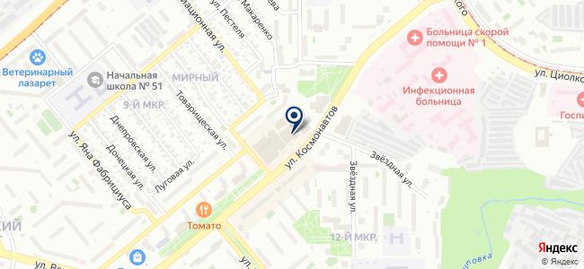 Радиомир-Л на карте