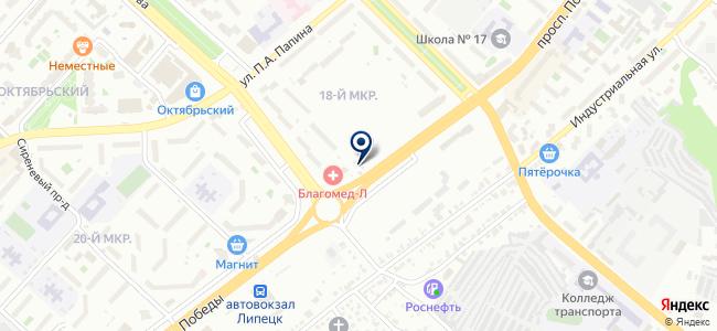 Магазин товаров для ремонта на Проспекте Победы, 104а вл5 на карте