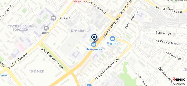 ЛАМПА люкс на карте