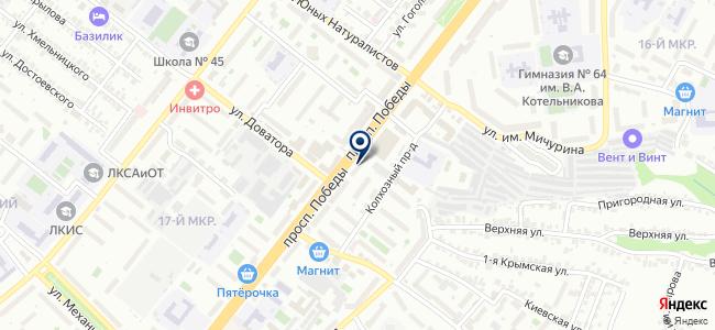 Наш квартал на карте