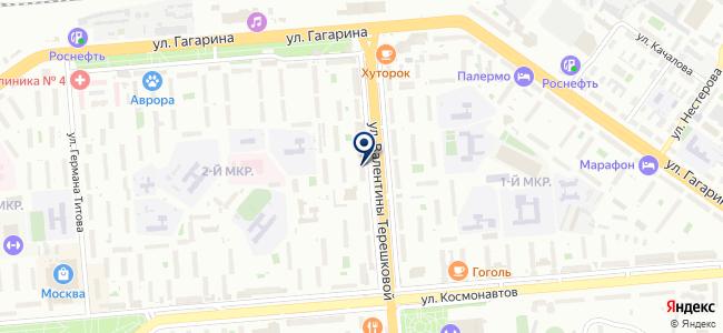 ПРОМТ, ООО на карте