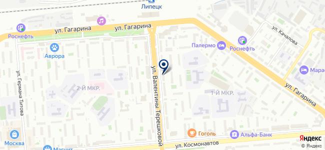 РостЭлектро на карте